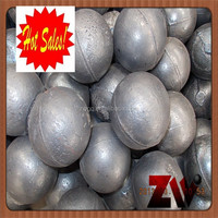 Casting Grinding Steel Balls for Mines