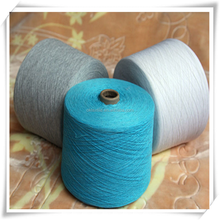 China factory sale wool carpet yarn for weaving
