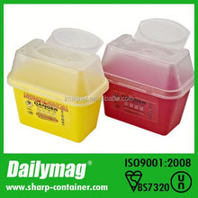 Lfgb Food Certification Sharps Storage Container 2