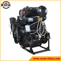 Smooth operation long life gasoline engine LR4105 for YTO engine assy