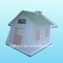 house Shaped Scratch Pad PromoBY-AB099