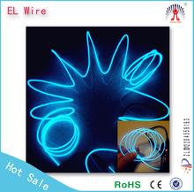 el lighting wire custom /light up el wire wholesale /el wire for christmas decoration