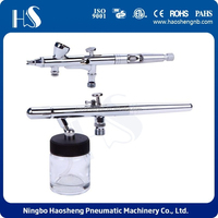 HS-280K portable spray gun nail art making machine