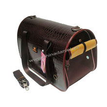 Fashion pet food stand up bags brand name pet carrier