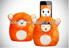 2015 New product plush toys stuffed animal cell phone holder