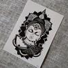 /product-gs/hb073-black-indian-buddha-temporary-tattoo-tattoo-sticker-60335077449.html