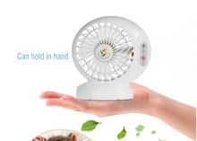Rechargeable battery operated portable mini hand fan 2015 newest design