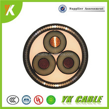 HV steel wire amoured xlpe swa pvc cable
