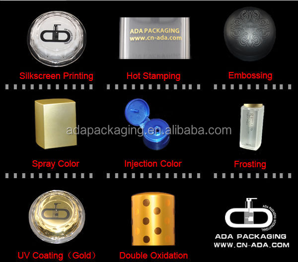 ADA-CP-602 80ml/cosmetic jar wholesale/osmetics cream empty jar/acrylic jar