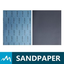 """For Metal 9""""X11"""" Waterproof Wet and Dry Silicon Carbide Sandpaper"""