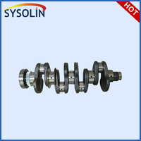 auto parts 5264231 ISF 2.8 crankshaft for Foton cars
