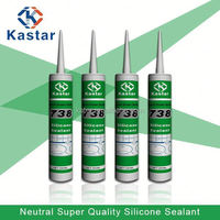 China cheap green color silicone sealant