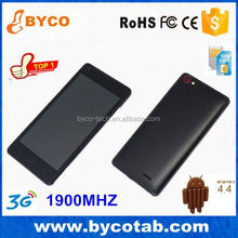 cheapest 3g android smartphone 5 inch ultra slim cell phone pda mobile phone