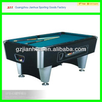 Low price, cheap, sell hot cakes coin-operated operating new pool table