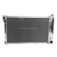 "3 ROW 1967 68 69 70 71 72 FOR CHEVY TRUCK L6 6 CYLINDER 26"" WIDE CORE RADIATOR"