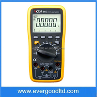 VICTOR 86E 4 1/2 Digit Precision Multimeter Frequency / Capacitance /Temperature Tester with USB