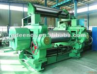 High Technology Two Rolls Rubber Compound Mixing Mill