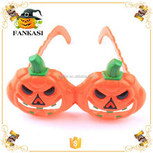 2015 funny party glasses with pumpkin