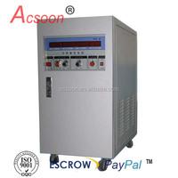 Three phase 500KVA 220v / 110v automatic voltage regulator / stabilizer