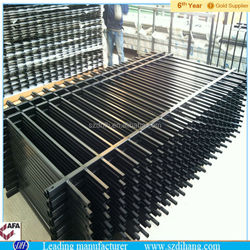 Fence Panels, Metal Fence Panels Factory Supply Cheap Wrought Iron Fence Panels