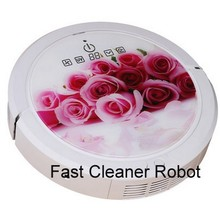 2015 Newest mop clean automatic intelligent sweeping robot carpet cleaner , remote control robot