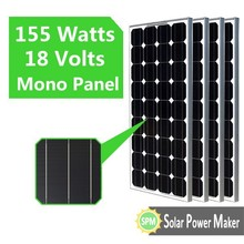 150 Watt Solar Panel Mono Solar Panel Pakistan Lahore 150w 12v Solar Panel