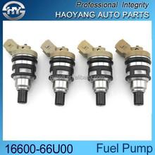 Original Fuel Injector Nozzle OEM 16600-66U00 for Car