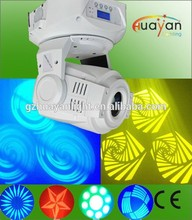 Pro light moving heads moving head ight gobo projector effect 60W moving head light dj party club stage lighting