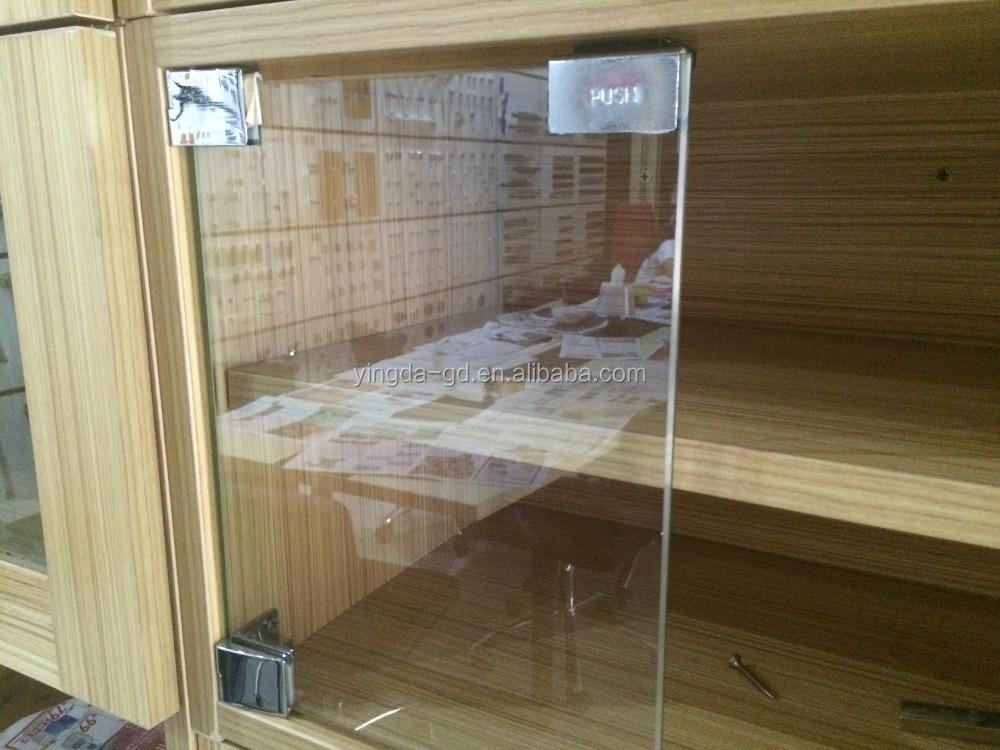 Manija de la puerta de cristal imán de gabinete de cocina cupbaord ...