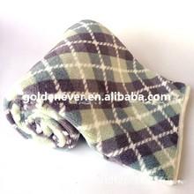 100% polyester coral fleece blankets knitted baby kids children blankets