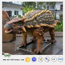 High Quality Mechanical Soft Rubber Dinosaur