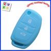 Waterproof Key Case Silicone Car Key Cover for Hyundai
