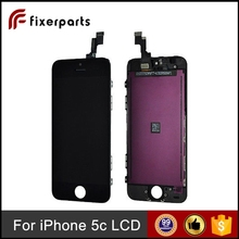for iphone5c lcd screen assembly with touch factory directly,high quality and good price
