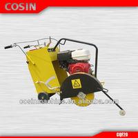 Cosin CQF20 asphalt floor cutter gasoline concrete saw cutting