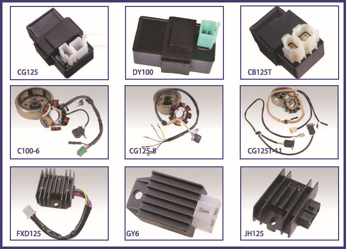cdi electronic ignition wiring diagram