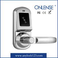 hotel smart chip card door lock