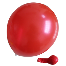 """pearl red balloon toy for kids 9"""" 1.5g"""