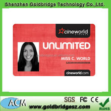 Branded new products company employee id cards