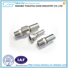 BSP/JIC/DIN/NPT/Stainless steel high pressure hydraulic tube fittings
