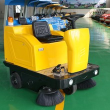Industrial street sweeping machine sale for road