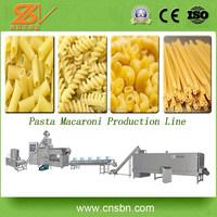 2015 New design low price 150-200kg/hr Spaghetti Making Equipment Farfalle Pasta Making Machine|paste Maker