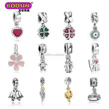 2015 new fashion custom made metal charms,alloy charms bulk wholesale for bracelets