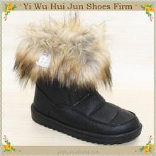 Denim Ankle Boots Women Fox Boots