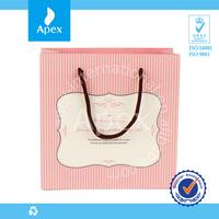 Top Fashion Tote Bag Paper Gift Bag