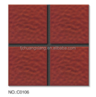 Top quality natural non-slip exterior glazed porcelain paving tiles