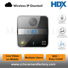 Wifi Doorbell IP Camera