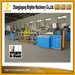 High quality 2 to 14 mm food grade pp pe plastic drinking straw pipe production machine