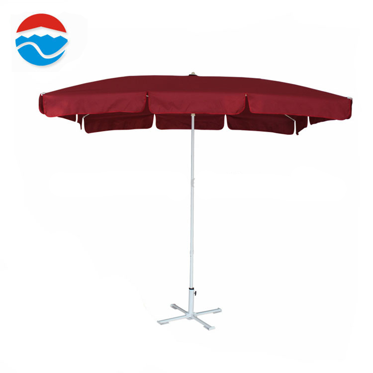 2 메터 * 3 메터 * 4 천개 clarer 색상 정원 우산