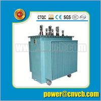 S9 S10 S11 S13 10KV-35KV oil immersed distribution transformer second-hand transformers