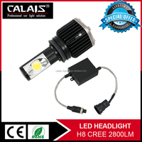 Lower Price High Quality headlight for ford fo cus Cr ee 30W led car head lamps